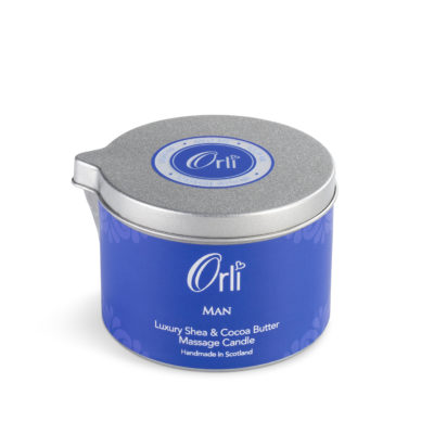 Man Massage Candle by Orli