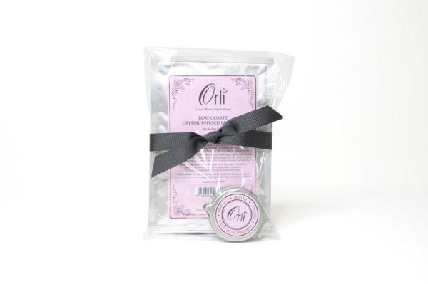 Rose Quartz Facial Gift Set