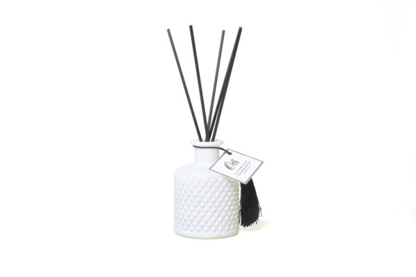 luxury bohemian reed diffuser - black pomegranate - 200ml